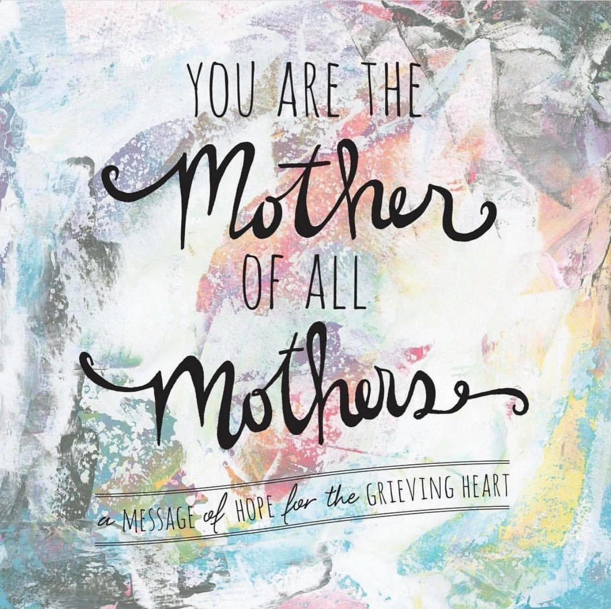 Book Cover for You are the Mother of all Mothers