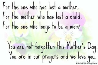#MothersDay #grievingmoms #moms #grief #loss #childloss #saytheirnames #loveneverdies #abedformyheart