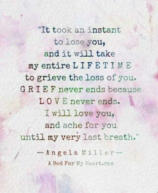 #truth #abedformyheart #grief #loss #childloss #loveneverdies #saytheirnames